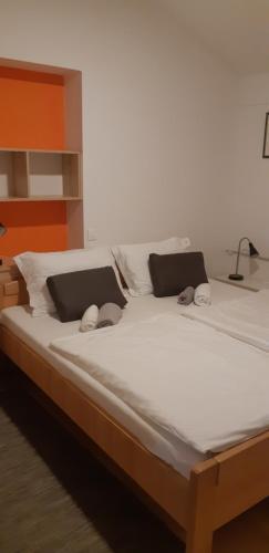 "Krevet ili kreveti u jedinici u objektu Apartman ""Polanec"""