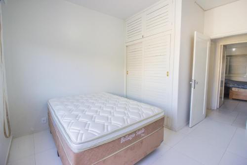 Cama o camas de una habitación en Residencial Sol de Verão