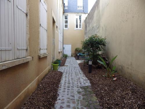 The facade or entrance of Apartment Centre Historique Bayeux