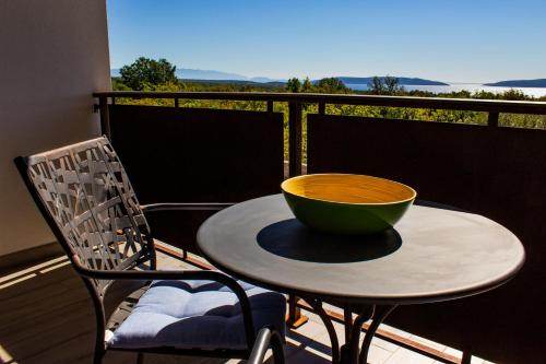 A balcony or terrace at Wabi Sabi Resort & Apartments