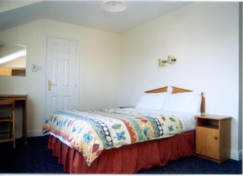 A bed or beds in a room at Atlantic View