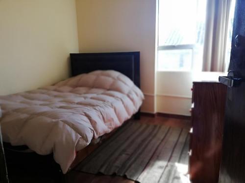 Cama o camas de una habitación en Mario's apartment