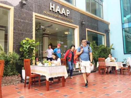 HAAP Transit Hotel