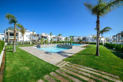The swimming pool at or near Los Altos Apartment Sleeps 6 Pool WiFi