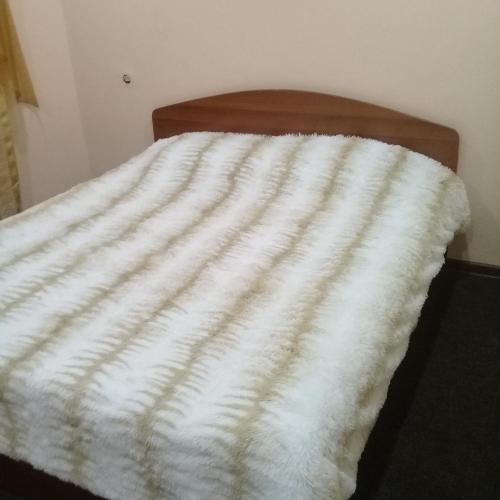 Cama o camas de una habitación en Квартира 2-х комнатная на Советской 11