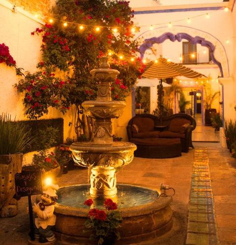 Hotel Spa La Mansion Del B Azul Querétaro Mexico