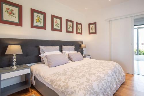 Łóżko lub łóżka w pokoju w obiekcie 29 Earlibelle
