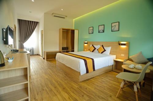 Pandora Saigon Hotel