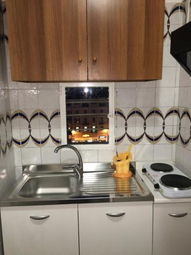 Cucina o angolo cottura di Casa del Sole