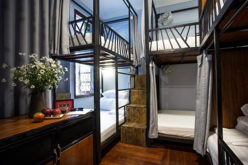 The Chi Novel Hostel