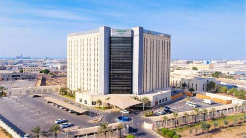 منظر BM Acacia Hotel and Apartments من الأعلى