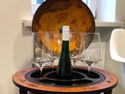 Drankjes bij Ferienhaus Rino - Relax & Vino