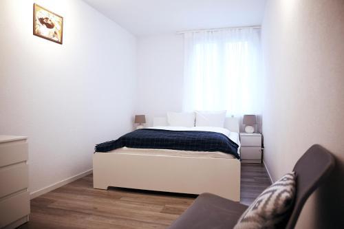 Giường trong phòng chung tại Star Vacation Homes Lucerne