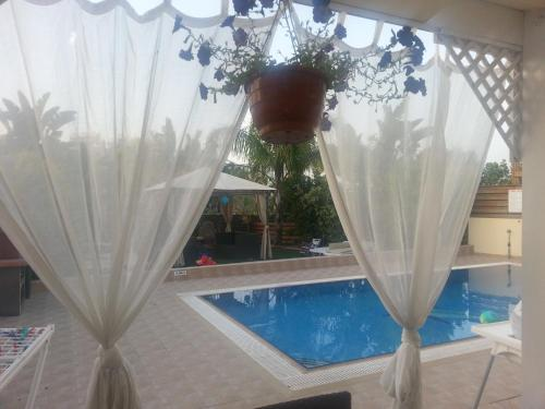 The swimming pool at or close to Gabriel Villa