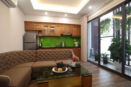 London Hanoi Apartment