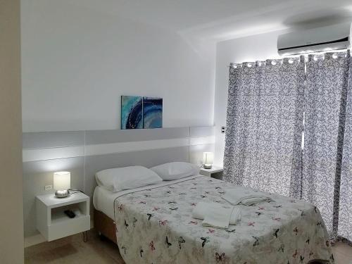 Cama o camas de una habitación en Lexus Residence Apto 410