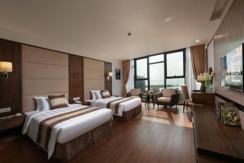 Ha Long Marina Hotel