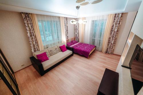 Гостиная зона в Apartment on the Sadovaya