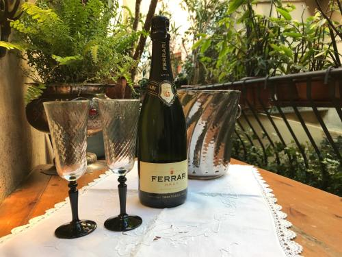 Drinks at Unforgettable Trastevere