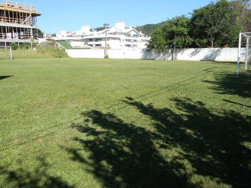 Jardín al aire libre en Residencial Solar das Gaivotas
