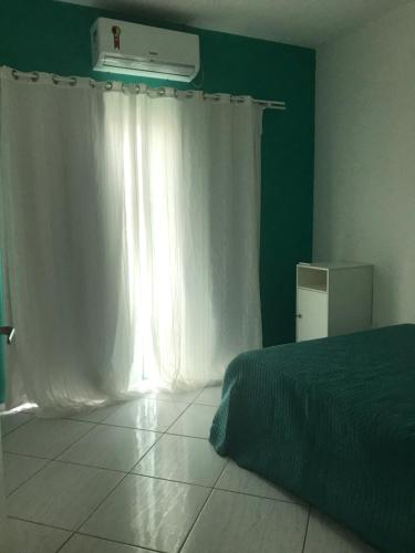 Cama o camas de una habitación en Apartamento