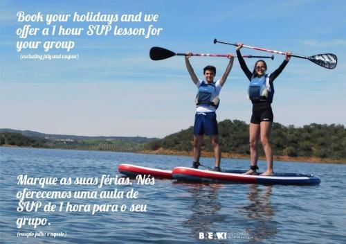 Outras atividades disponíveis na casa de férias ou nas proximidades