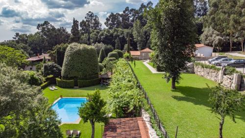 A view of the pool at Villa Margaridi or nearby