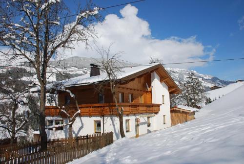 Blaserhof im Winter