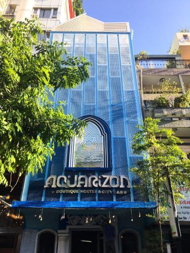 Aquarizon Boutique Hostel & City Bar