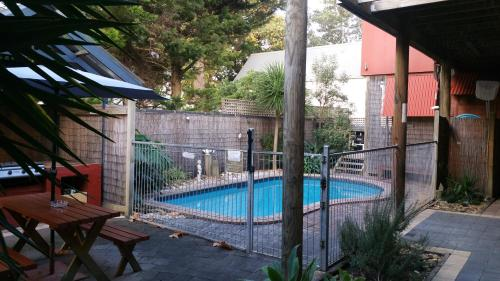 The swimming pool at or near Apartments At Glen Isla