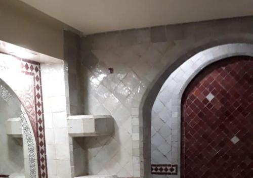 A bathroom at Marina Agadir