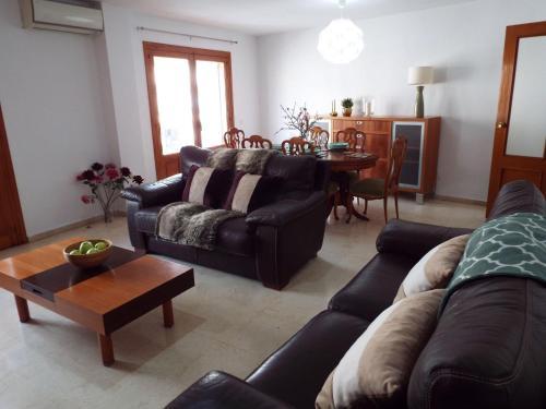 Zona d'estar a Apartment in Jávea Port 0633H