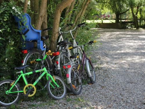 Biking at or in the surroundings of Chateau 2
