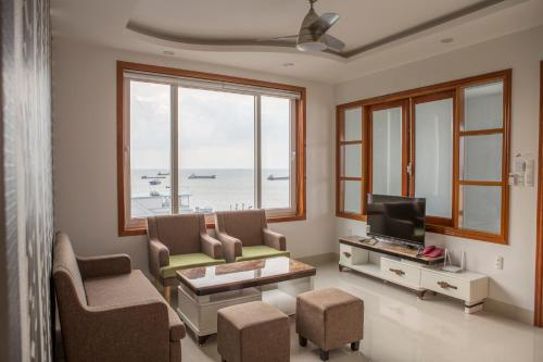 Sao Mai Hotel & Apartment