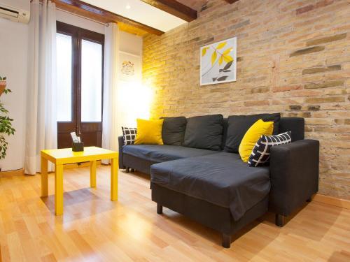 Area soggiorno di Apartment Blasco de Garay