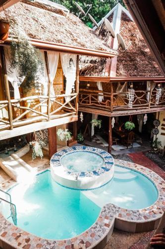 Swimmingpoolen hos eller tæt på Natura Vista