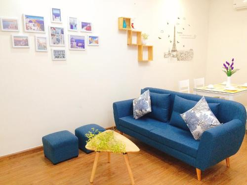 TiDi House: Vinhomes Times City Apartment