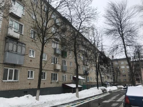 Popova 74b apart. зимой