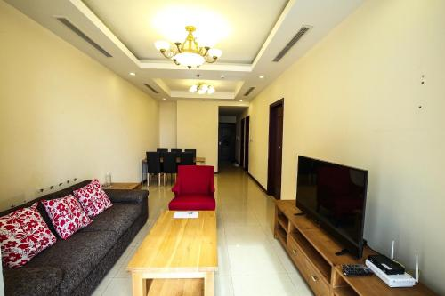 Hanoi Apartment Luxury For Rent - Vincom Royal City 3