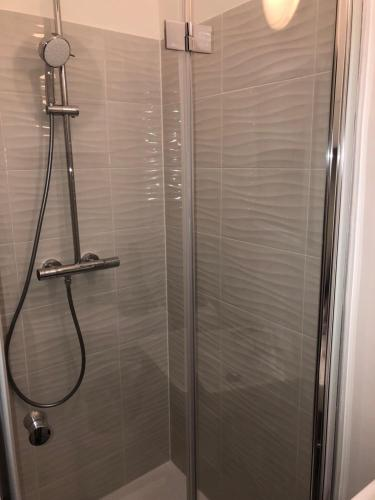Ein Badezimmer in der Unterkunft Flair and Design Apartment!