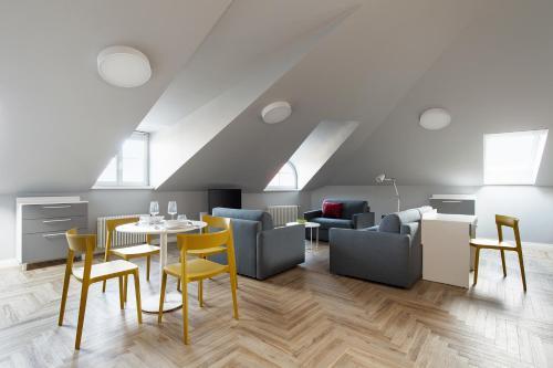 Restoranas ar kita vieta pavalgyti apgyvendinimo įstaigoje Somnia Apartments