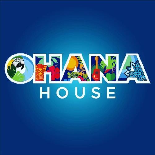 Placa ou logotipo da hospedagem domiciliar