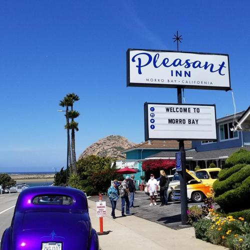 Morro Bay Car Show 2020.Pleasant Inn Morro Bay Updated 2019 Prices