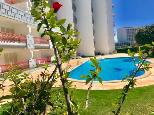The swimming pool at or near TIVOLI APARTMENT by Enjoy Portugal