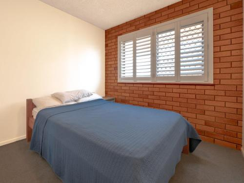 A bed or beds in a room at San Clemente U1/ 24 Orvieto Terrace,