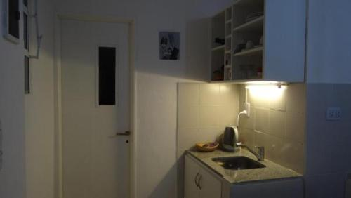 A kitchen or kitchenette at Ayres