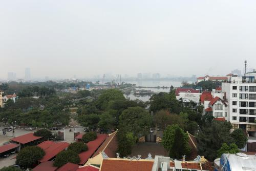 A Rich Stay Apartment 21 To Ngoc Van