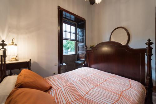 Cama o camas de una habitación en Mirador de la Catedral