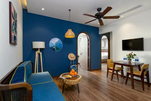 Tropical House Apartment Da Nang