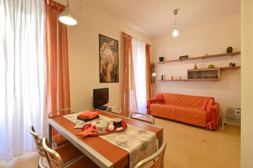 A seating area at San Giovanni Sweet Apartment